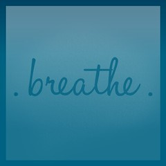 .breathe. Logo