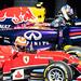 Ricciardo and Räikkönen after Qualification