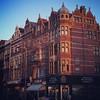 Yep, Kensington, you're pretty adorable. #highstreet #london #architecture