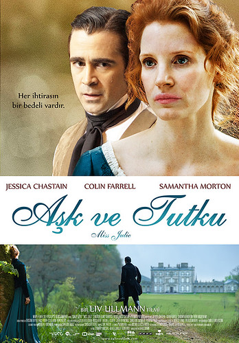 Aşk ve Tutku - Miss Julie