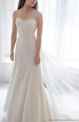 高雄婚紗推薦_高雄法國台北_新娘白紗款式 (1)