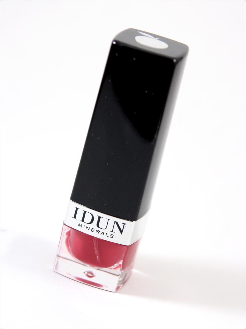IDUN minerals Jordgubbe lipstick
