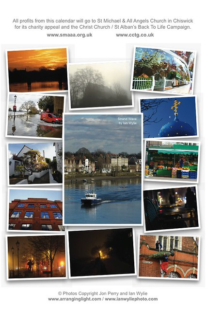 Chiswick Calendar 2015 Back