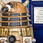 Daleks & the TARDIS