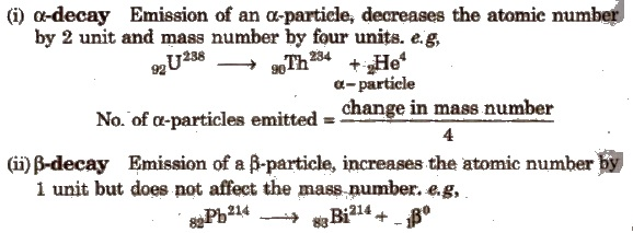 CBSE Class 11 Chemistry Notes : Nuclear Chemistry – AglaSem