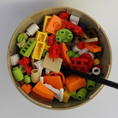 Who's Hungry? #LEGO #Food