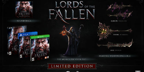 Lords of the Fallen(Limited Edition)
