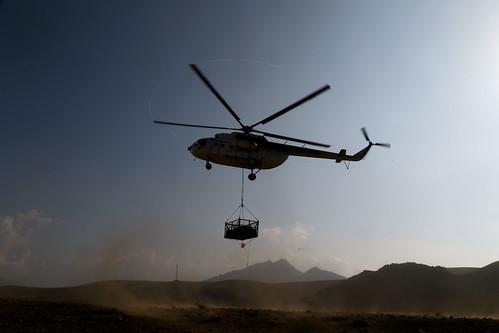 afghanistan af fichtner sitevisit baghdara