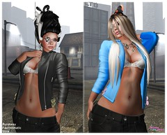 FashionNatic and RunAway - New and Halloween Fair