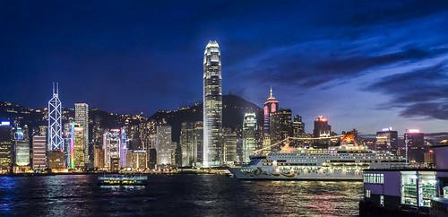 Victoria Harbour, Hong Kong (explored)