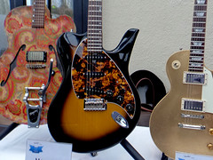 Holy Grail Guitar Show Berlin - Tandler Guitars