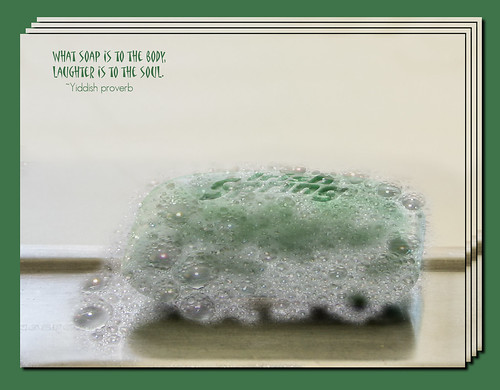 Irish Spring Soap by Cindy, on Flickr