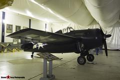 N58918 86754 - 5812 - Grumman FM-2 Wildcat - Tillamook Air Museum - Tillamook, Oregon - 131025 - Steven Gray - IMG_8073