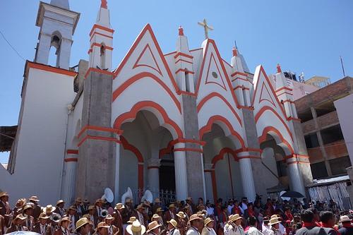 サン・ファン・バウティスタ教会