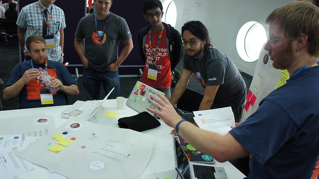 Mozilla Festival 2014: Pathways & Prototypes for Web Literacy