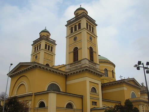 Eger Cathedral, Eger, Hungary