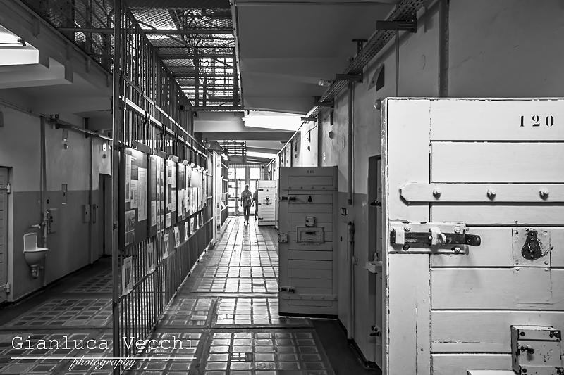 Visitare la prigione della Stasi a Rostock, nella ex Germania Est