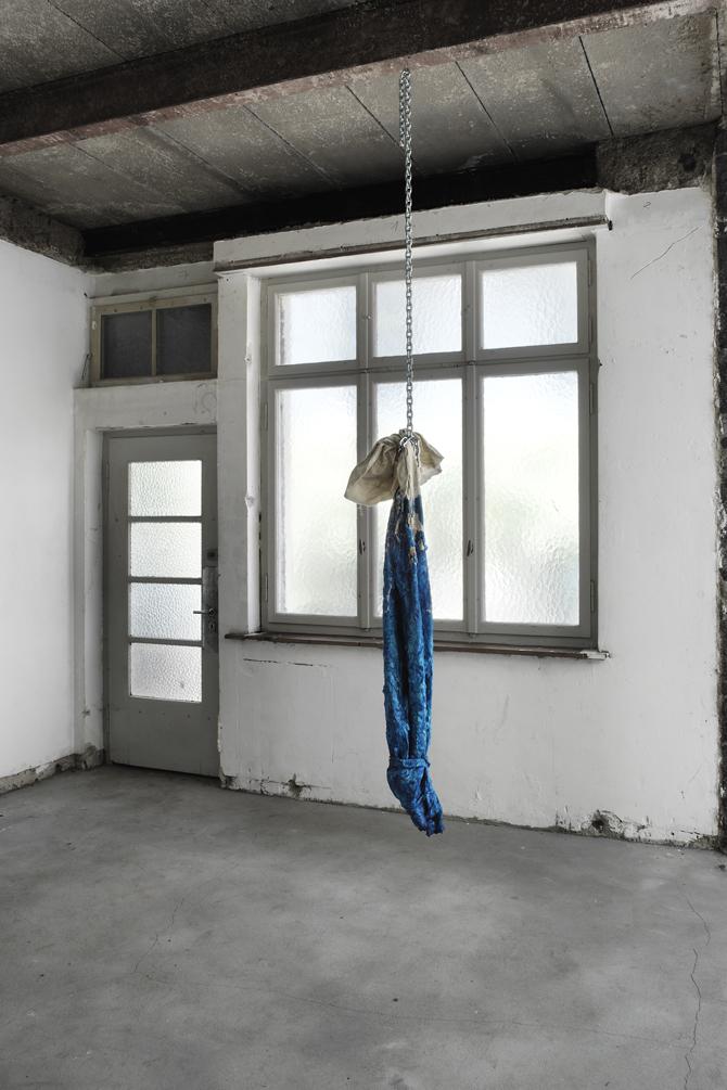 vera kox 'words to  mouth'; galerie van horburg, basel 2011