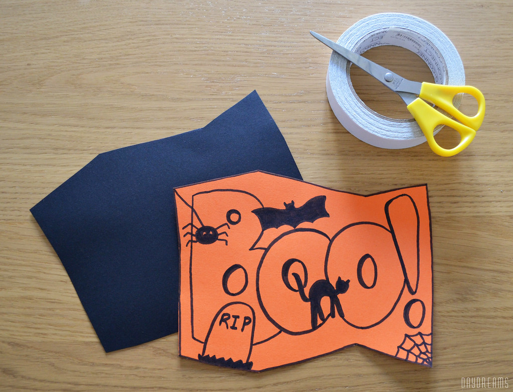 Trick or Treat Gift Bag 2
