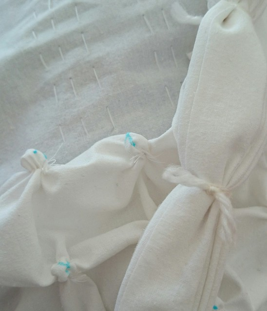 Shibori preparation