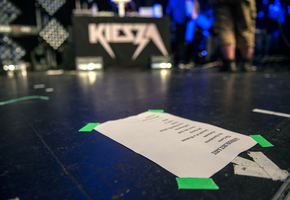 Kiesza @ Electric Brixton, London 18/11/14