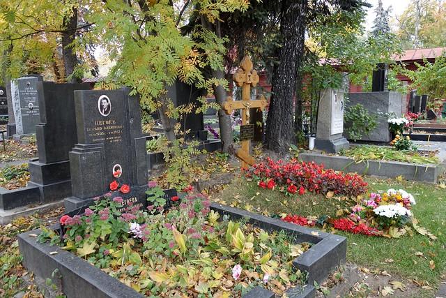 162 - Cementerio Novodevichy
