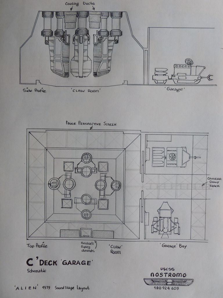 Ads1067s Most Interesting Flickr Photos Picssr Claw Schematic Garage Bay Blueprint