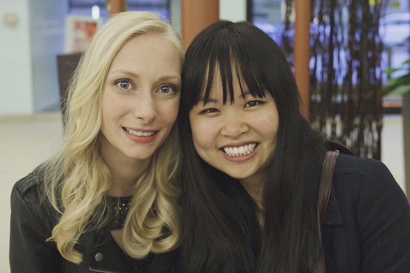 Laura & I