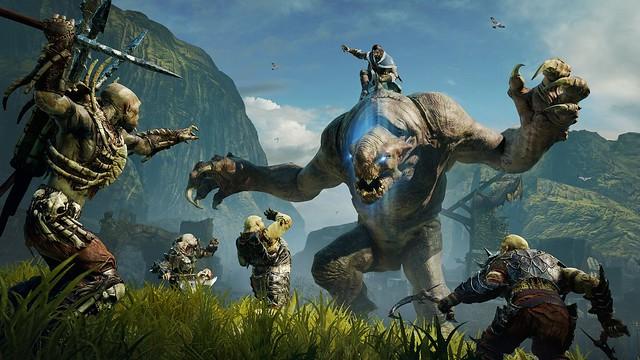 La Terre du Milieu : L'Ombre du Mordor - Screenshot 3