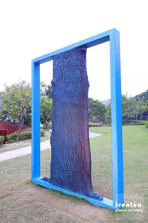 04刀口力台南善化南科幾米裝置藝術小公園