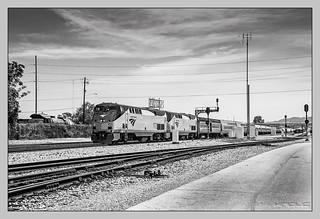 2x Amtrak, Birmingham/AL, May/30/2012