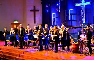 ÅYBB - Åsenhöga Youth Brass Band - Årets Minibrassmästare