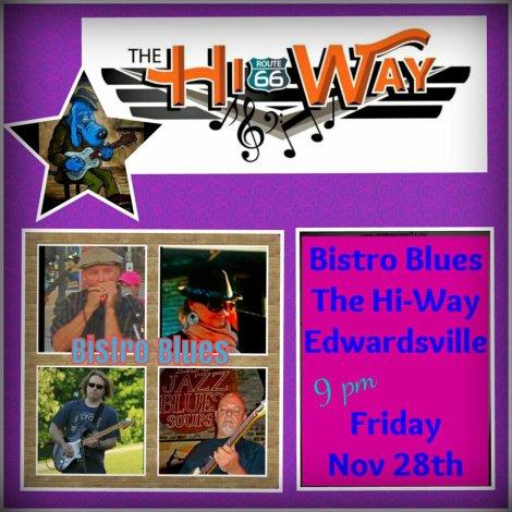 Bistro Blues 11-28-14