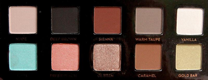 Anastsasia Maya mia eyeshadow palette2