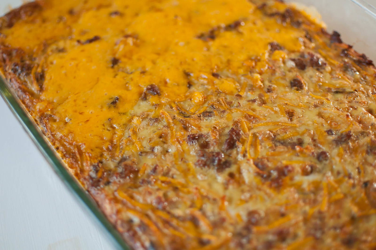 Sweet Potato Breakfast Casserole 1