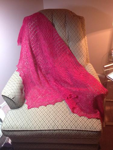 Elizabeth shawl 2