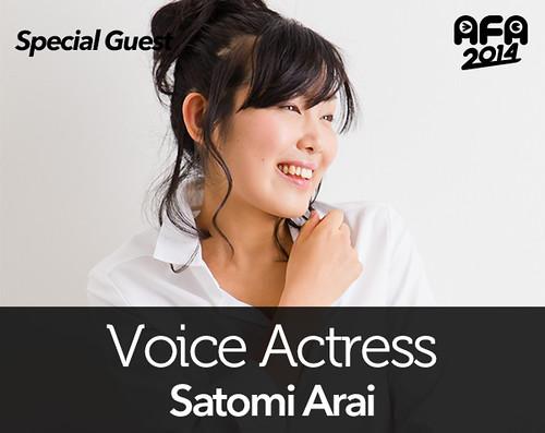 AFA14_Arai_Satomi