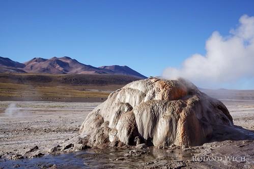 chile field america south el atacama geyser geysir tatio geysire geysirfeld