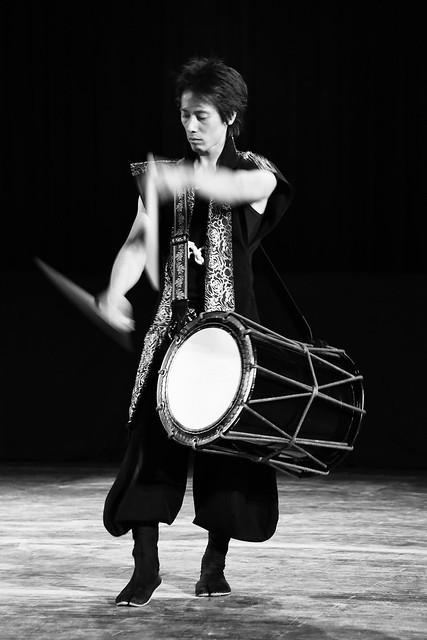 Wadaiko Japanese Drum Live Performance