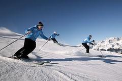 Super lyžovačka v západním Trentinu