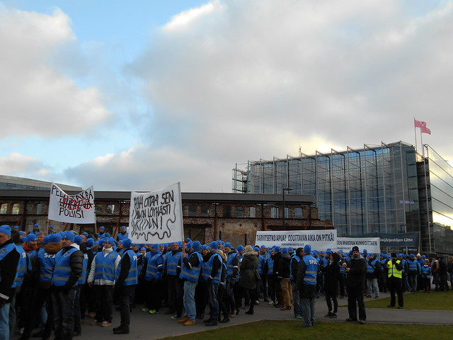 Mielenosoitus 19.11.2014 - Kuva 3