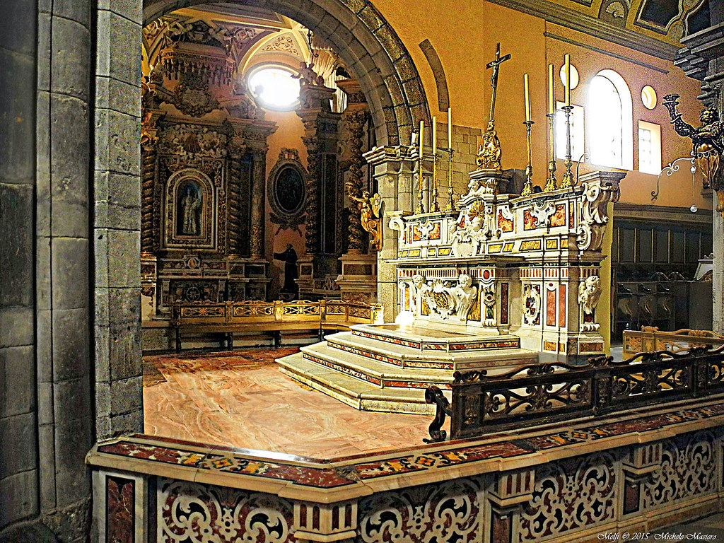 Melfi, La Cattedrale | Melfi, Basilicata,Italia©2015 All rig
