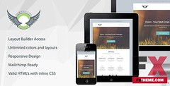 Cosmo Damion Preview Vision - Responsive Email Template with Builder