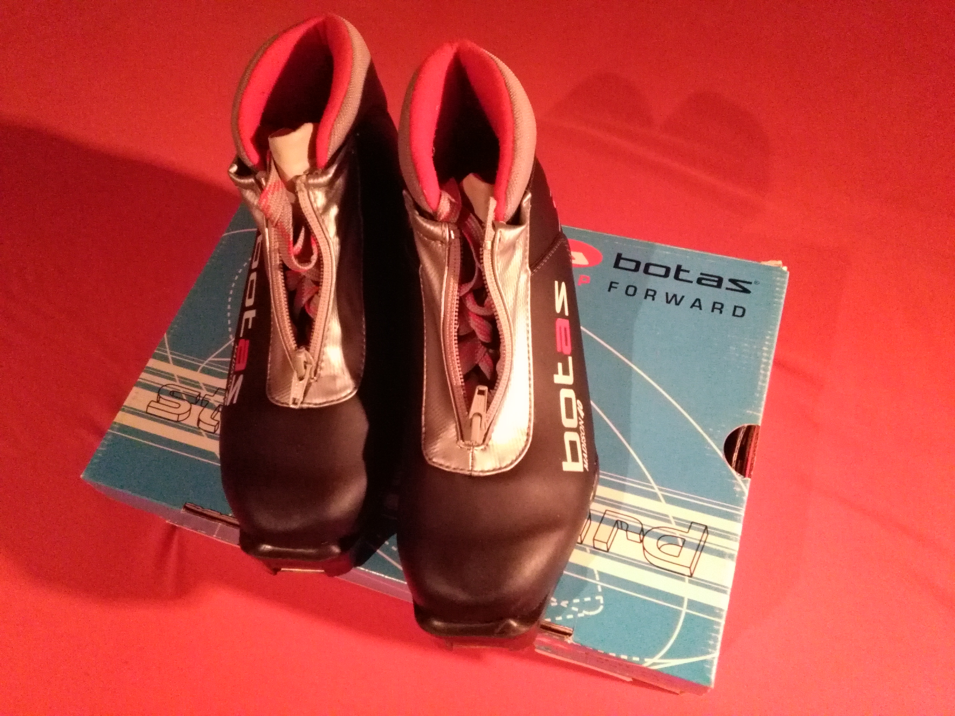 Bezecke boty Botas Madison - Bazar - Běžky.net 559b962f23