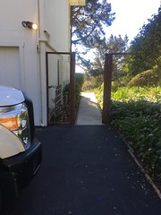 525 LA HONDA DR Aptos entrance to garden