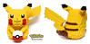 LEGO Pikachu Sculpture  (Life Size)