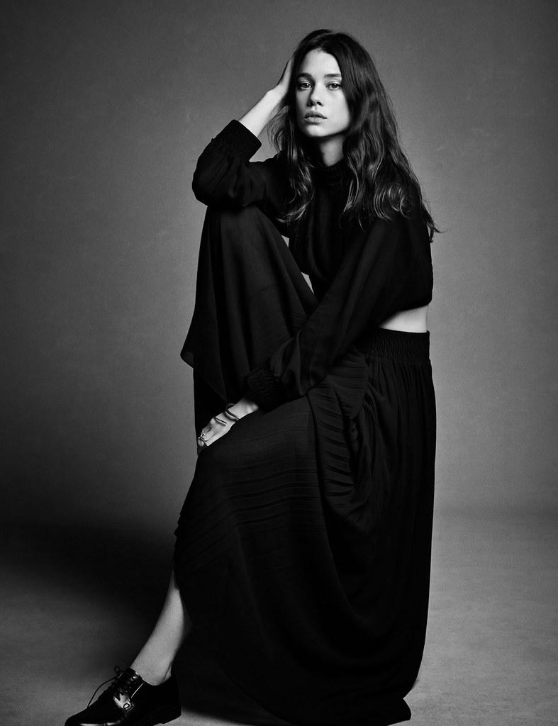 Астрид Берже-Фрисби — Фотосессия для «L'Express Styles» 2016 – 4
