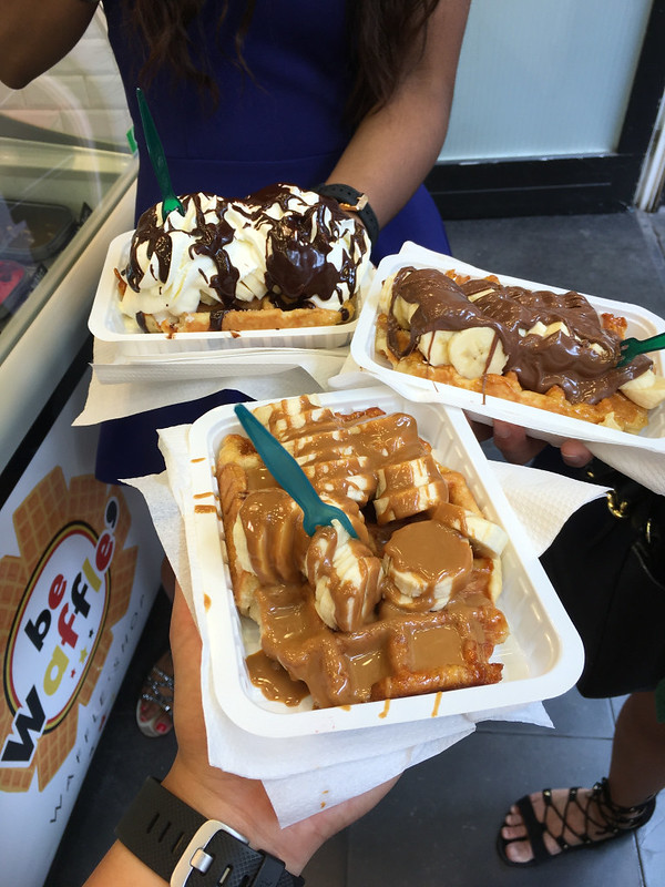 Ly, Cindy; Belgium - NINE - Waffles