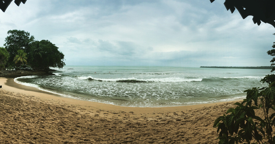 Ching, Anita; Costa Rica - Caribbean Vibes beach