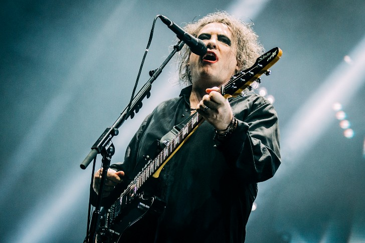 The Cure-21